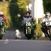 Riders battle elements in first timed practice at 2010 MANX Grand Prix