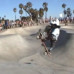 Asher Bradshaw, the 6 year old grom ripping it up Venice Beach