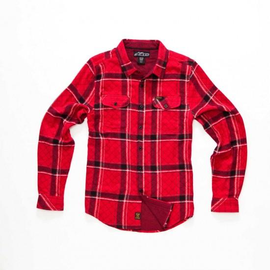 Alpinestars Duffer Plaid Shirt