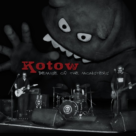 Rogue Mag Music Kotow Demise Of The Monsters album cover