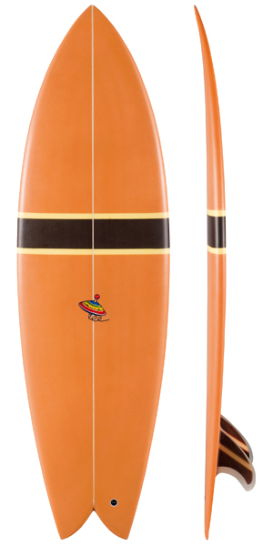 Rogue Mag Surf and Brands Billabong Keel Fish