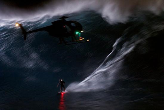 Rogue Mag Surf Mark Visser Night Ride