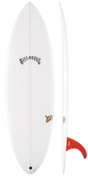 Rogue Mag Surf and Brands Billabong Hybrid Single