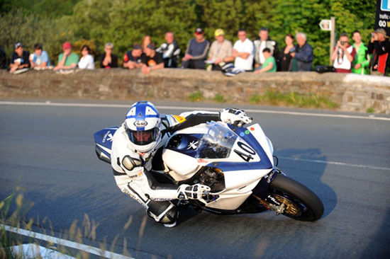 Rogue Mag Motorsport Jeremy Toye Isle of Man TT