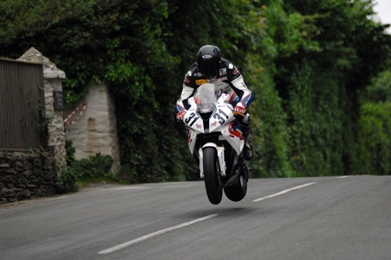 Rogue Mag Motorsport Isle of Man TT Rico Penskofer