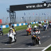 Pictures from Round 2 of Thundersport GB at Donington Park UK