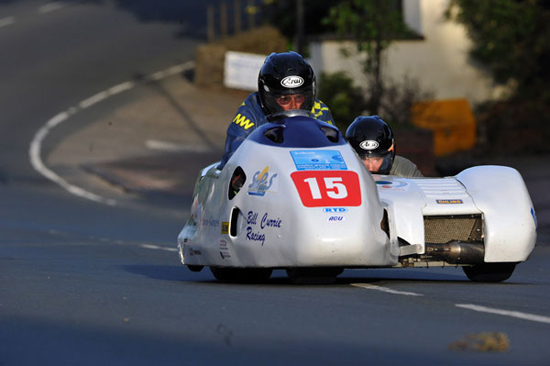 Rogue Mag Motorsport Isle of Man TT BILL CURRIE AND KEVIN MORGAN