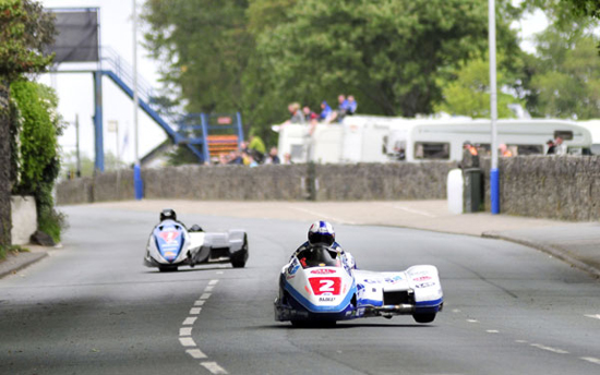 Rogue Mag Motorsport Isle Of Man TT satsidecar1