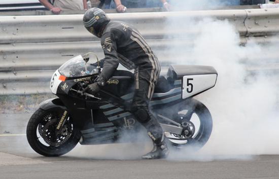 Rogue Mag  Motorsport - VMCC Festival of 1000 bikes - Mallory Park / MNJ Photography