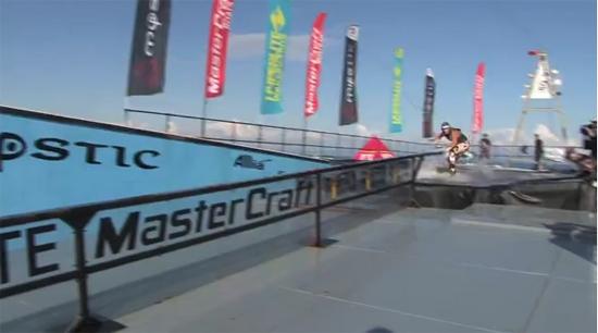 Rogue Mag Video wakestock 2011 Poolgap finals by Tim Royle