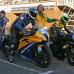 Conditions good as practices get underway at 2011 Manx Grand Prix