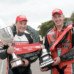 Double delight for the Isle of Man as Dave Moffitt and Billy Smith take the Supertwin and Lightweight Races at the Manx Grand Prix