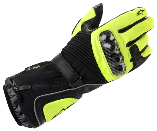 Rogue Mag Motorsport and Brands Alpinestars launch the Jet Road Gore-Tex Gloves