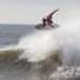 Quarterfinalists Decided for Quiksilver Pro New York in Pumping Long Beach