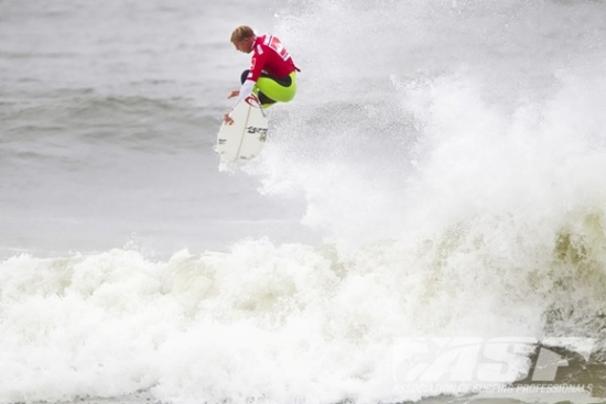 Rogue Mag Surf Quiksilver Pro New York ON in Increased Swell and Offshore Winds