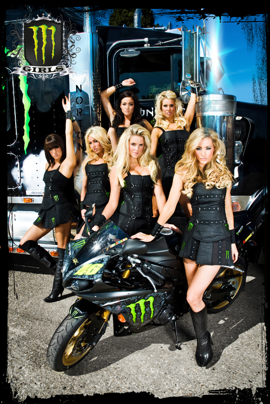 Rogue Mag Brands Monster Energy launches the Monster Girl Search