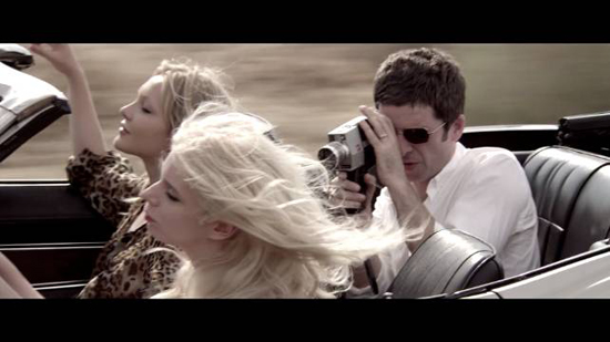 Rogue Mag Music Noel Gallagher's High Flying Birds AKA What A Life Video