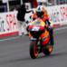 Pedrosa wins dramatic Japan GP