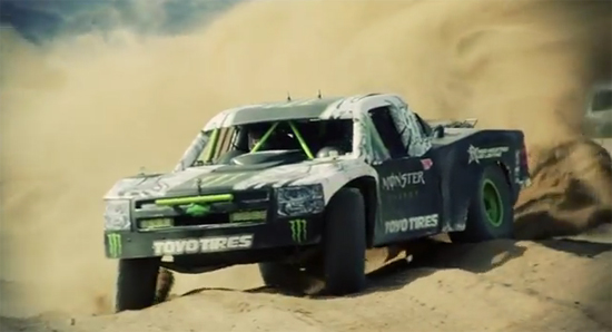 Rogue Mag Motorsport and Video - 2012 SCORE Laughlin Desert Challenge - Monster Energy Off Road Race Team