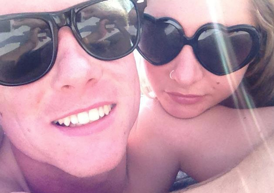 Rogue Mag Blogs - Sam Lowes - New girlfriend with a familiar name… Sheene