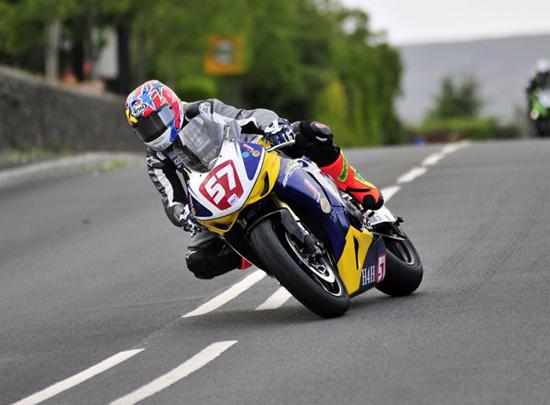Rogue Mag Motorsport - Dan Cooper looks to build on promising 2011 TT performance