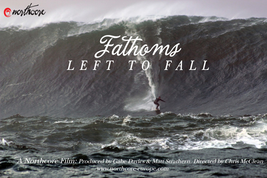 """Rogue Mag Surf - Outdoor venue for UK Premier of Northcore's short film """"Fathoms Left To Fall"""""""