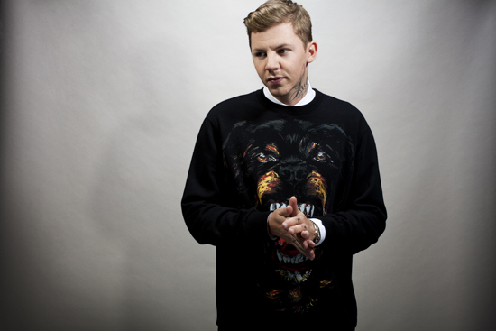 Rogue Mag Music and Video - Professor Green - Remedy ft. Ruth Anne