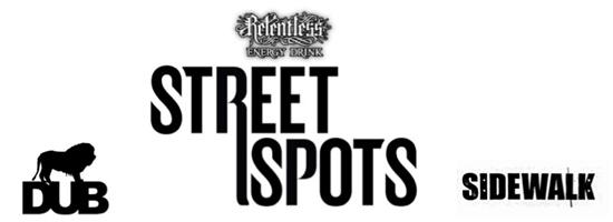 Rogue Mag Skate - Relentless Energy Drink Street Spots return to Relentless Energy Drink NASS 2012