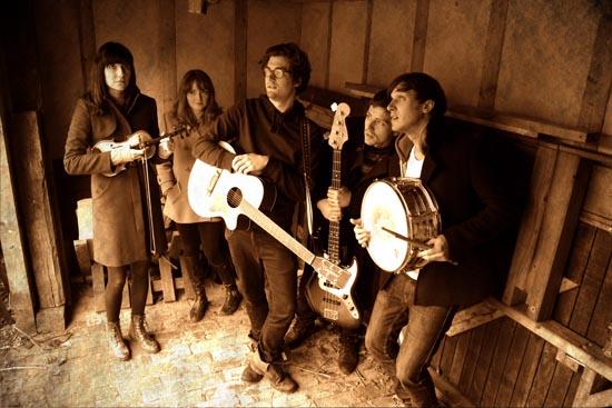Rogue Mag Music - Joe Innes & The Cavalcade