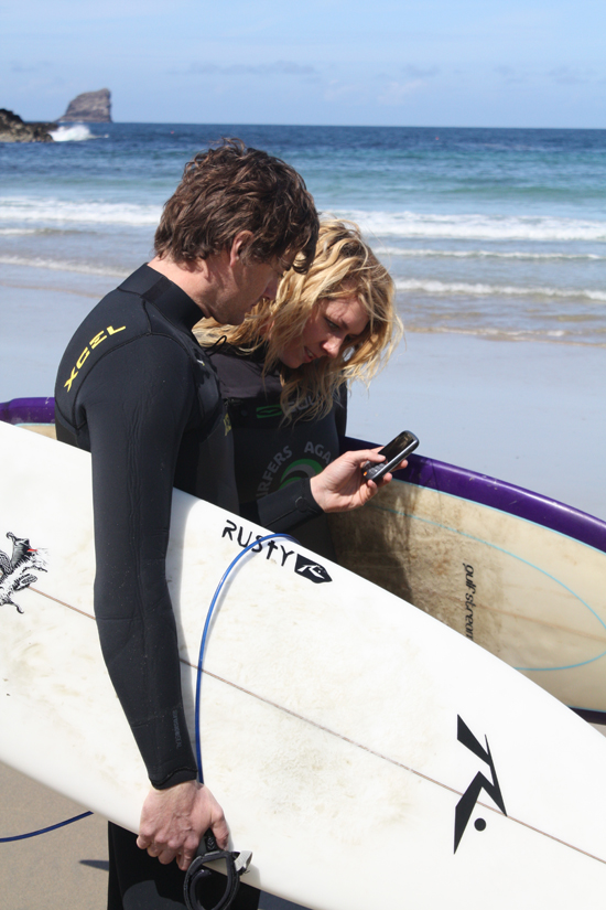 Rogue Mag Surf - Almost 200 UK beaches Offering SAS's Sewage Alert Service 2012