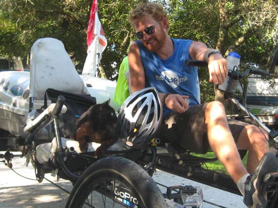 Rogue Mag Brands - Cushe Adventures: Memphis to Miami 1000 miles, 1 pair of Cushe shoes