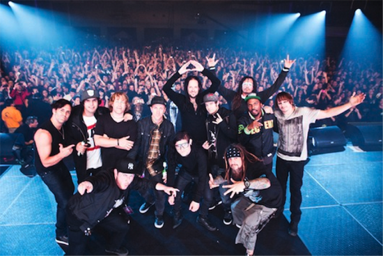 "Rogue Mag Music - KORN to release ""Live at the Hollywood Palladium"" DVD"