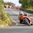 Michael Dunlop takes classic superbike Manx Grand Prix victory