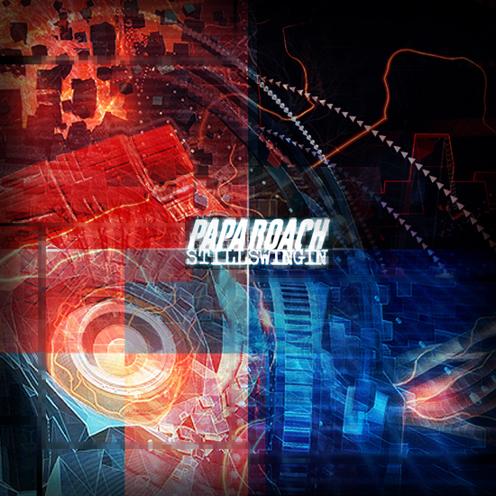 Rogue Mag Music and Video - Papa Roach release video for 'Still Swingin'