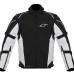 Alpinestars Megatone Drystar jacket and Jet Road Gore-Tex gloves