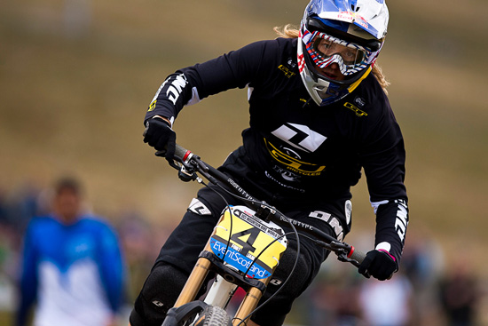 Rogue Mag MTB - Four by Three: Rachel Atherton