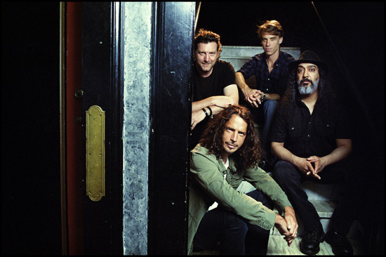 Rogue Mag Music - Soundgarden reveal full details of upcoming album 'King Animal'