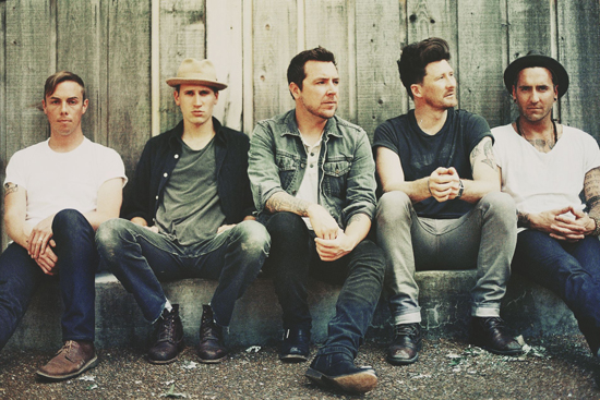 Rogue Mag music - Anberlin 'Vital' album review