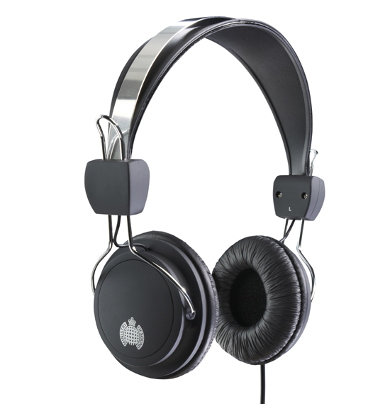 Rogue Mag - Win a pair of Ministy Of Sound headphones!