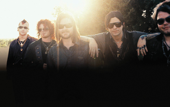 Rogue Mag Music - Hinder's new album 'Welcome To The Freakshow' released December 2012
