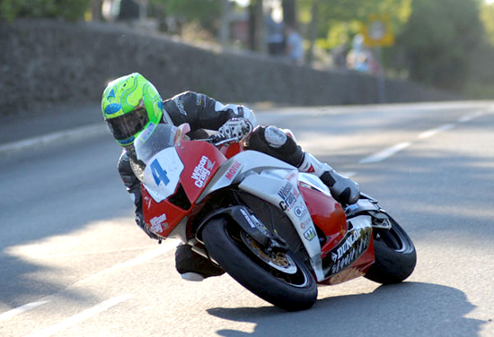 Rogue Mag Motorsport - Cameron Donald re-signs to Wilson Craig Racing for 2013 IOMTT