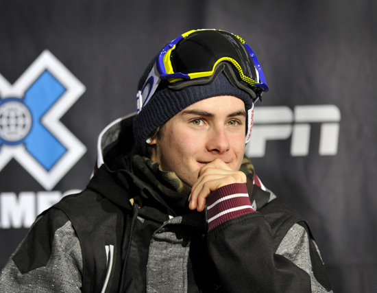 Rogue Mag Snow - Seb Toutant interview at the 2013 Winter X Games