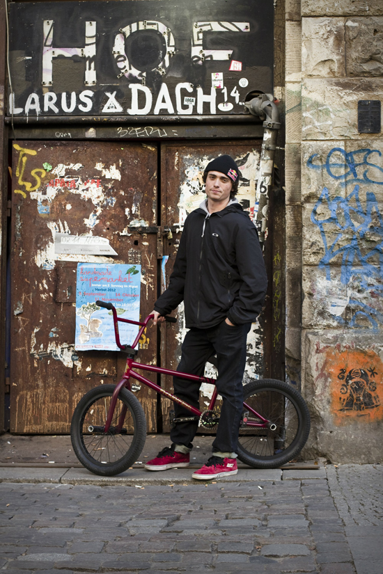 Rogue Mag - Behind The Scenes with Bruno Hoffmann