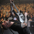 Win a Scott Ian signed Jackson guitar!