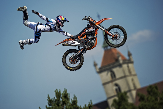 Rogue Mag - Double backflip by Josh Sheehan at the Swatch Free4Style 2013
