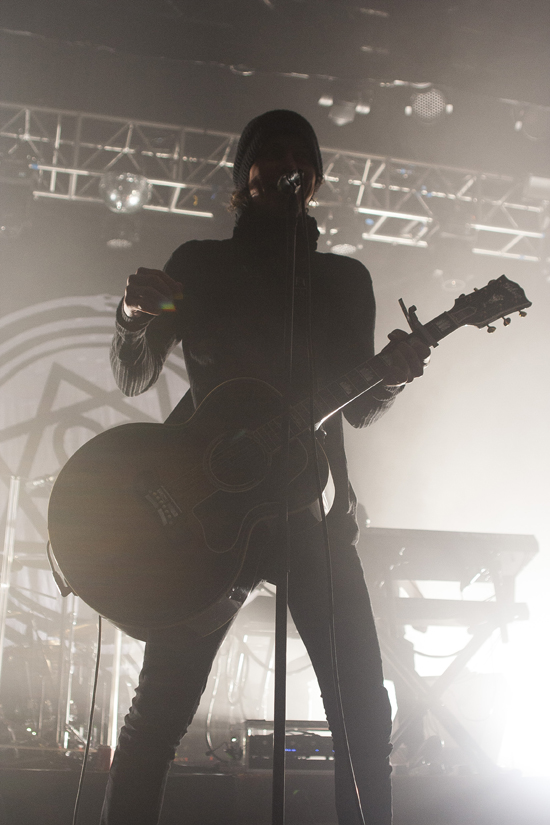 Rogue Mag Music - HIM Live at Manchester academy Oct 24 2013 gig review