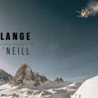 O'Neill signs French freestyle skier Julien Lange