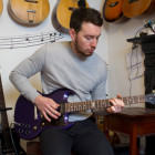Gibson SG Futura 2014 with Min-ETune review