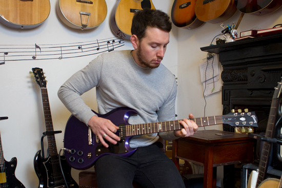 Rogue Mag reviews - Gibson SG Futura 2014 with Min-ETune review