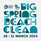 Big Spring Beach Clean 2014